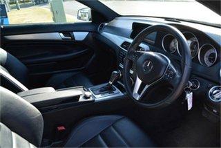 2013 Mercedes-Benz C250 CDI Coupe.