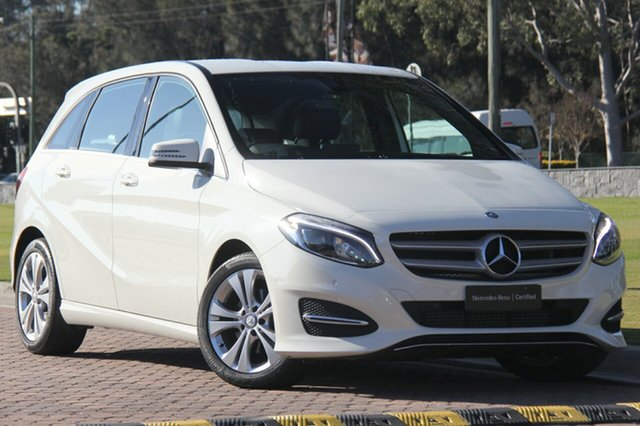 Discounted Used Mercedes-Benz B200 DCT, Southport, 2017 Mercedes-Benz B200 DCT Hatchback