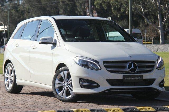 Discounted Used Mercedes-Benz B200 DCT, Narellan, 2017 Mercedes-Benz B200 DCT Hatchback