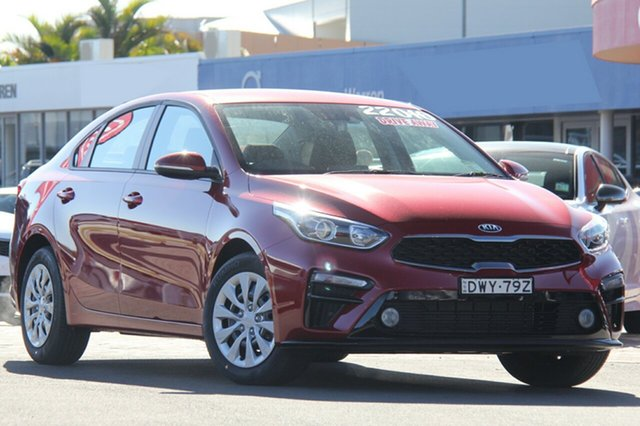 Discounted Demonstrator, Demo, Near New Kia Cerato S, Southport, 2018 Kia Cerato S Sedan