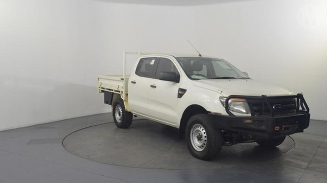 Used Ford Ranger XL 3.2 (4x4), Altona North, 2015 Ford Ranger XL 3.2 (4x4) Dual Cab Chassis