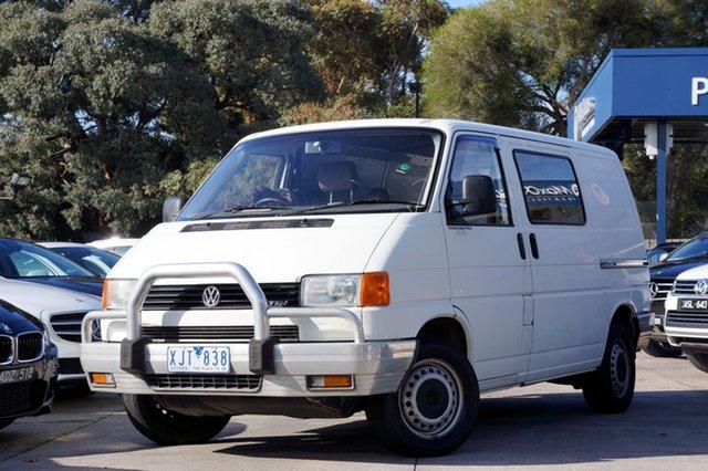 Used Volkswagen Transporter, Balwyn, 2000 Volkswagen Transporter Van