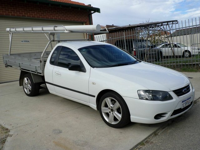 Used Ford Falcon XLS Ute Super Cab, Mount Lawley, 2007 Ford Falcon XLS Ute Super Cab Utility