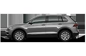 New Volkswagen Tiguan All Space, Kinghorn Volkswagen, Nowra