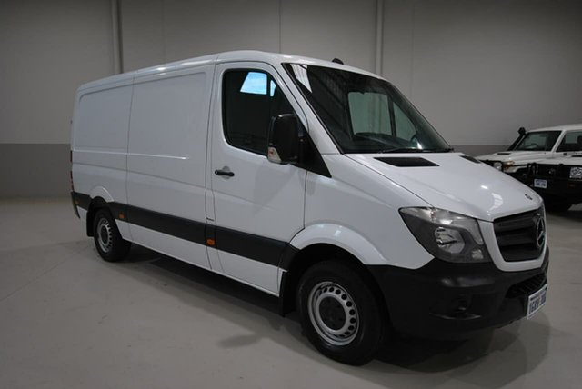 Used Mercedes-Benz Sprinter 313CDI Low Roof MWB 7G-Tronic, Kenwick, 2014 Mercedes-Benz Sprinter 313CDI Low Roof MWB 7G-Tronic Van