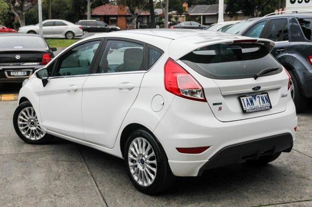 Used Ford Fiesta Sport, Mulgrave, 2013 Ford Fiesta Sport WZ Hatchback