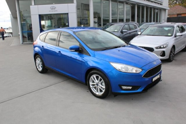 Used Ford Focus Trend, Hamilton, 2017 Ford Focus Trend Hatchback