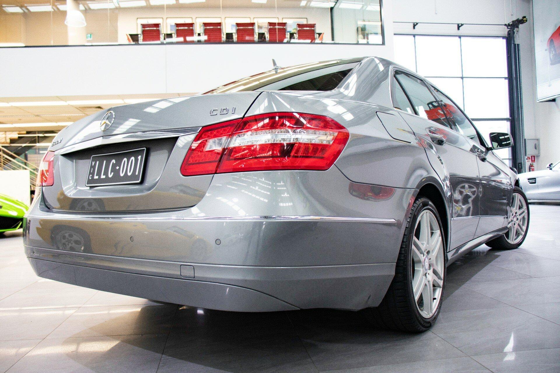 2009 Mercedes-benz E220 Cdi Avantgarde 212