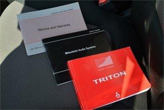 2013 Mitsubishi Triton GLX Utility.