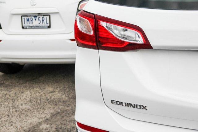 Demonstrator, Demo, Near New Holden Equinox LT (fwd), Oakleigh, 2017 Holden Equinox LT (fwd) EQ MY18 Wagon