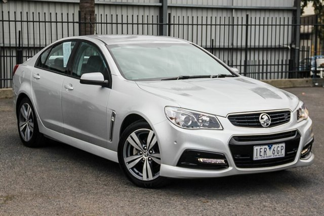 Used Holden Commodore SV6, Oakleigh, 2014 Holden Commodore SV6 VF Sedan