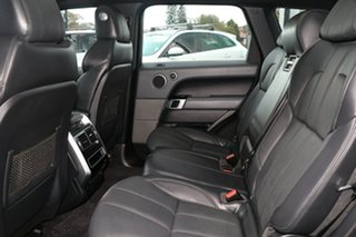 2015 Land Rover Range Rover Sport SDV6 HEV HSE Hybrid Wagon.