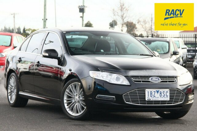 Used Ford Falcon G6E, Hoppers Crossing, 2014 Ford Falcon G6E Sedan