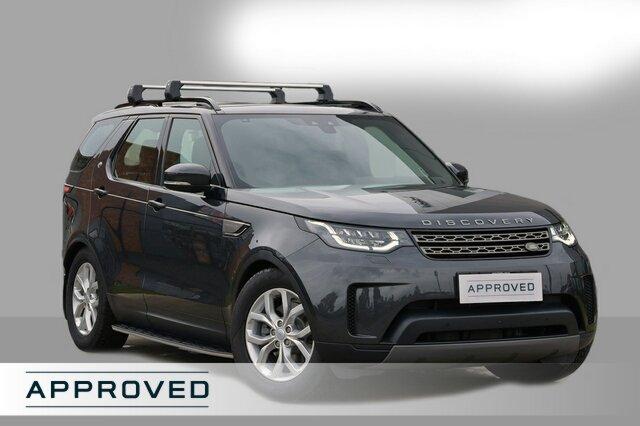 Demonstrator, Demo, Near New Land Rover Discovery TD6 SE, Southport, 2017 Land Rover Discovery TD6 SE Wagon