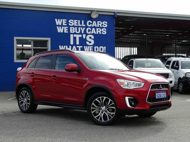 Discounted Used Mitsubishi ASX LS 2WD, Welshpool, 2016 Mitsubishi ASX LS 2WD Wagon