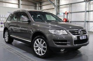 Used Volkswagen Touareg V10 TDI, 2010 Volkswagen Touareg V10 TDI 7L Wagon