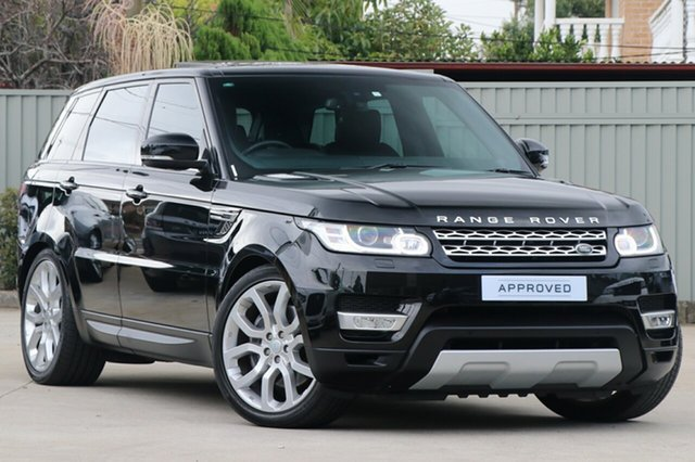 Used Land Rover Range Rover Sport SDV6 HEV CommandShift HSE, Blakehurst, 2015 Land Rover Range Rover Sport SDV6 HEV CommandShift HSE Wagon