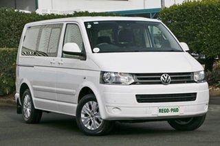 Used Volkswagen Multivan TDI340 DSG Comfortline, Acacia Ridge, 2014 Volkswagen Multivan TDI340 DSG Comfortline T5 MY14 Wagon