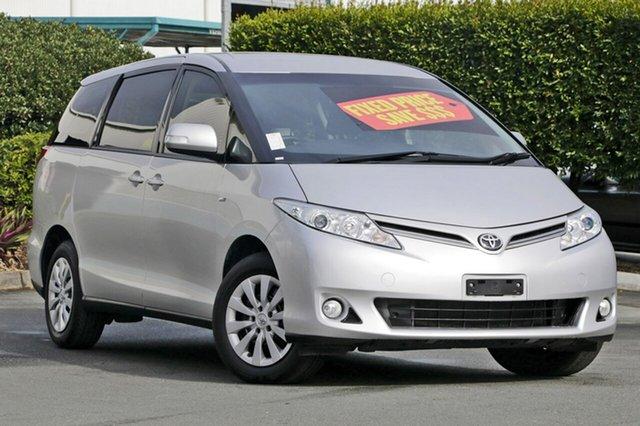Discounted Used Toyota Tarago GLi, Acacia Ridge, 2014 Toyota Tarago GLi ACR50R MY13 Wagon