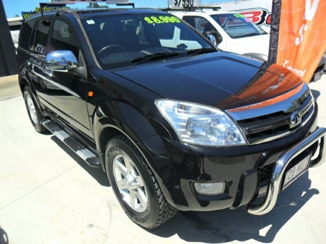 Used Great Wall X240, Redcliffe, 2010 Great Wall X240 Wagon