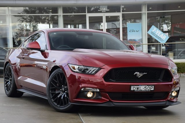 Used Ford Mustang GT Fastback, Narellan, 2016 Ford Mustang GT Fastback Fastback