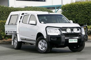 Discounted Used Holden Colorado LS Crew Cab, Acacia Ridge, 2016 Holden Colorado LS Crew Cab RG MY16 Cab Chassis