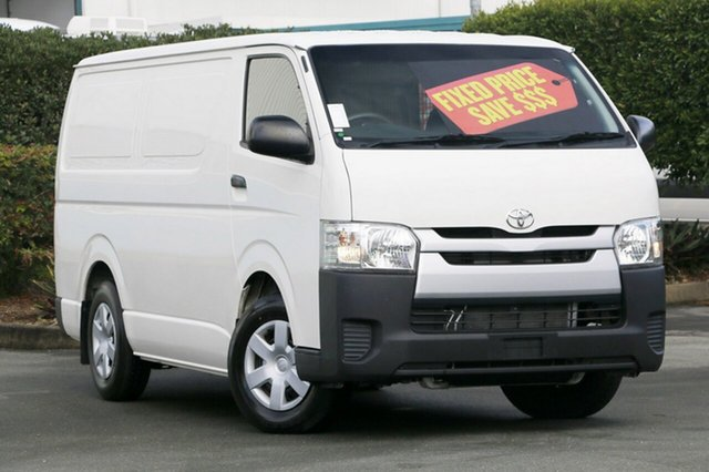 Used Toyota Hiace LWB, Acacia Ridge, 2014 Toyota Hiace LWB KDH201R MY14 Van
