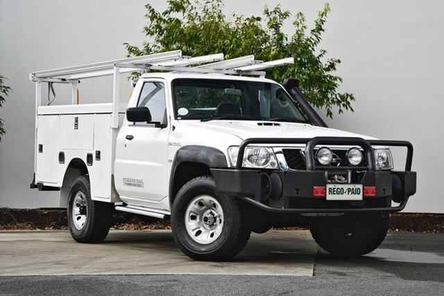 Used Nissan Patrol DX, Robina, 2011 Nissan Patrol DX GU 6 Series II Cab Chassis