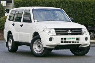 Discounted Used Mitsubishi Pajero GL, Acacia Ridge, 2012 Mitsubishi Pajero GL NW MY12 Wagon