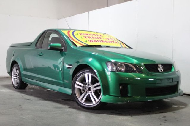 Used Holden Commodore SV6, Underwood, 2010 Holden Commodore SV6 Utility