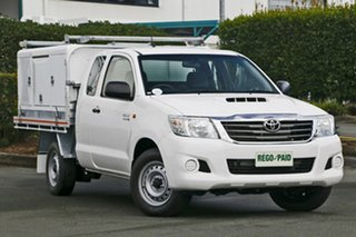 Used Toyota Hilux SR Xtra Cab 4x2, Acacia Ridge, 2013 Toyota Hilux SR Xtra Cab 4x2 KUN16R MY12 Utility