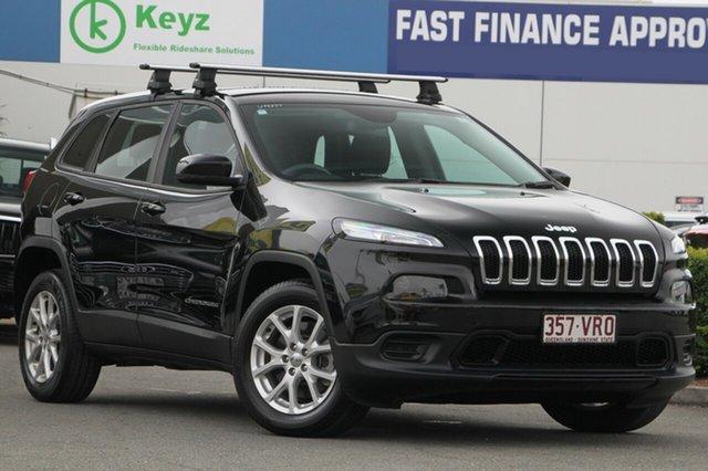 Used Jeep Cherokee Sport, Toowong, 2015 Jeep Cherokee Sport Wagon