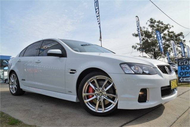 Used Holden Commodore SS V, Mulgrave, 2013 Holden Commodore SS V Sedan