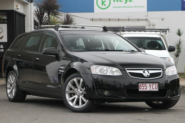 Used Holden Berlina International Sportwagon, Bowen Hills, 2011 Holden Berlina International Sportwagon Wagon
