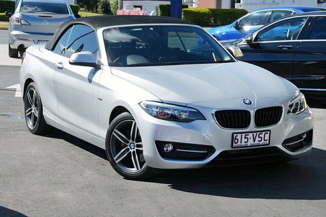Used BMW 220i Sport Line, Southport, 2015 BMW 220i Sport Line Convertible