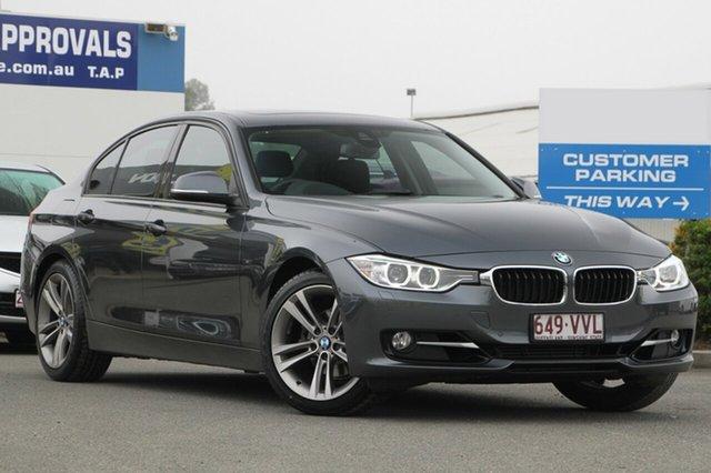 Used BMW 320i Sport Line, Bowen Hills, 2015 BMW 320i Sport Line Sedan