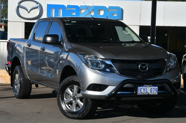 Used Mazda BT-50 XT (4x4), Mandurah, 2015 Mazda BT-50 XT (4x4) Dual Cab Utility