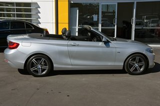 2015 BMW 220i Sport Line Convertible.