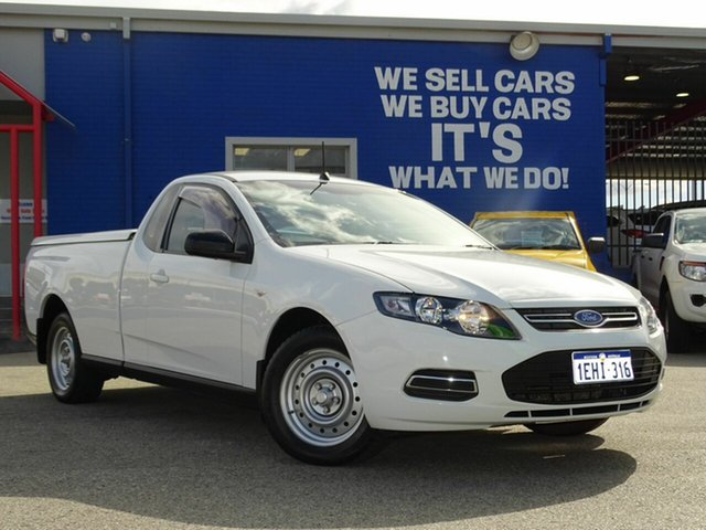 Discounted Used Ford Falcon Super Cab, Welshpool, 2013 Ford Falcon Super Cab Cab Chassis
