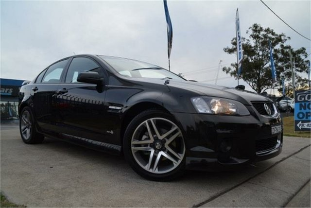 Used Holden Commodore SV6, Mulgrave, 2012 Holden Commodore SV6 Sedan