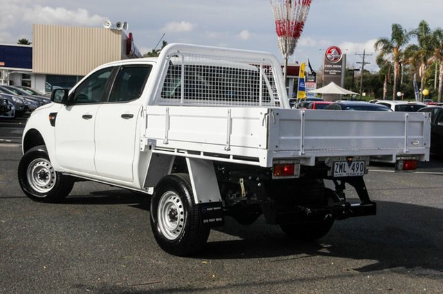 Used Ford Ranger XL 3.2 (4x4), Oakleigh, 2012 Ford Ranger XL 3.2 (4x4) PX Dual Cab Chassis