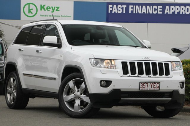 Used Jeep Grand Cherokee Limited, Bowen Hills, 2013 Jeep Grand Cherokee Limited Wagon