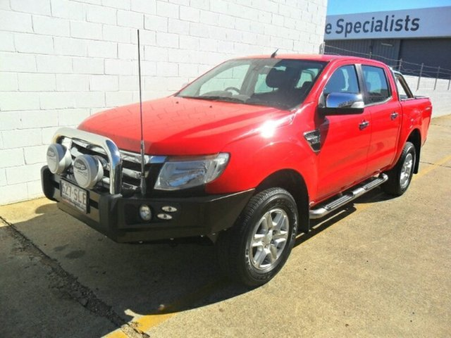 Used Ford Ranger XL Double Cab, Redcliffe, 2011 Ford Ranger XL Double Cab Utility