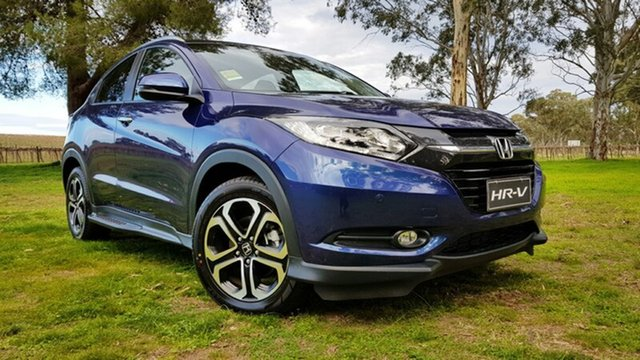 Demonstrator, Demo, Near New Honda HR-V VTi-L, Tanunda, 2018 Honda HR-V VTi-L Hatchback