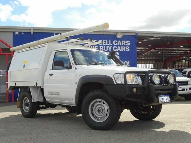 Discounted Used Nissan Patrol DX, Welshpool, 2013 Nissan Patrol DX Cab Chassis