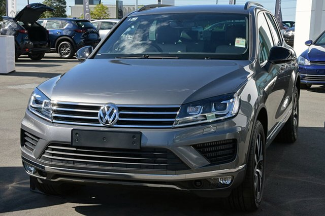 Demonstrator, Demo, Near New Volkswagen Touareg, Southport, 2018 Volkswagen Touareg Wagon