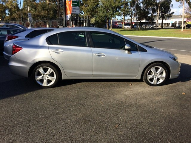 Used Honda Civic VTi-L, West Croydon, 2012 Honda Civic VTi-L Sedan