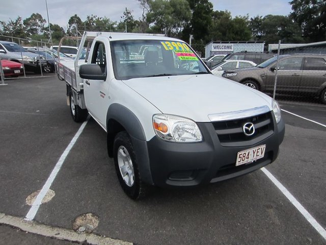 Used Mazda BT-50 DX, Alexandra Headland, 2010 Mazda BT-50 DX Cab Chassis