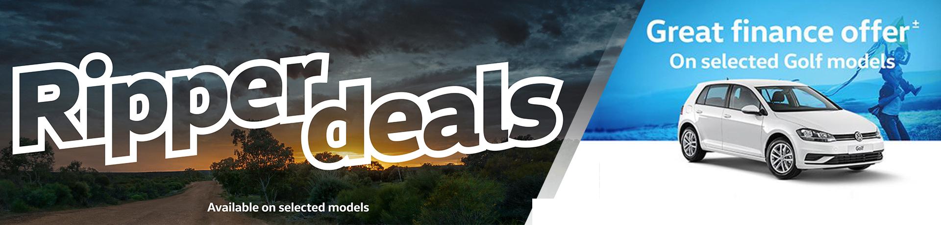 Ripper Deals | Great Finance Offer