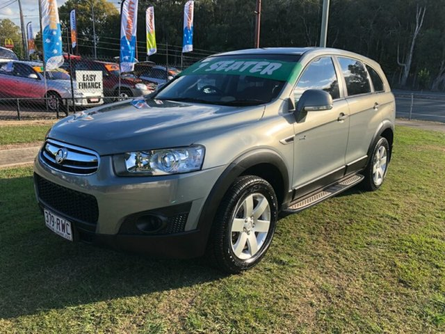 Used Holden Captiva SX (4x4), Clontarf, 2011 Holden Captiva SX (4x4) Wagon